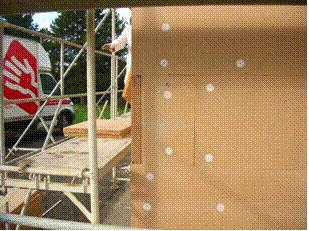 isolation avec le panneau de fibre de bois en vend e nantes loire atlantique. Black Bedroom Furniture Sets. Home Design Ideas